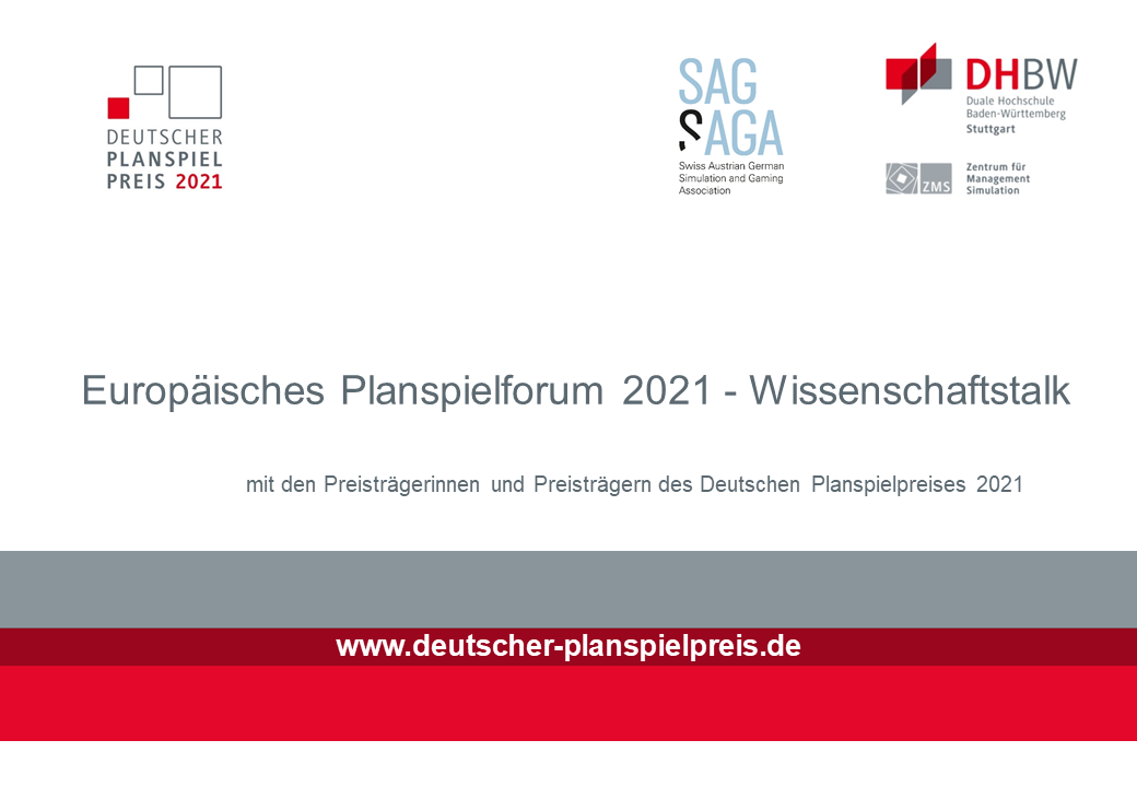 Wissenschaftstalk DPP 2021